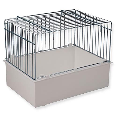 Vogel Badehaus Badewanne Badehäuschen Gitter extra groß für innen und außen