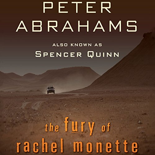 The Fury of Rachel Monette Titelbild