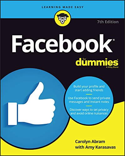 Facebook For Dummies (English Edition)