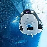 Power Vision Powerray sous-Marin Drone caméra de pêche Marine Assistant 1080P avec 4K UHD Bateau RC sous-Marin prêt Vision FPV modèle