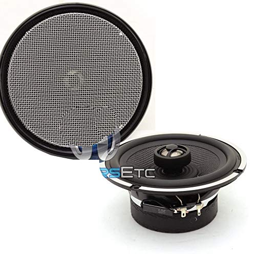 Arc Audio Moto 602 6.5' 90W RMS Motorcycle Coaxial Speakers