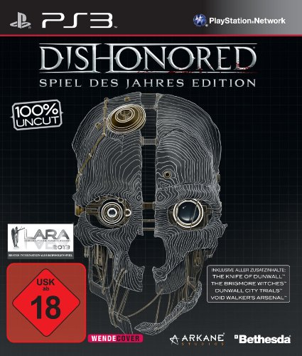 Dishonored: Spiel des Jahres Edition - [PlayStation 3]