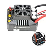 Hobbywing EzRun Max6 V3 160A Speed Controller Waterproof Brushless ESC XT60/T Plug for 1/6 1/7 RC Car (T plug)