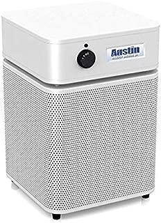 The AustinAir HEPA Air Purifier - Allergy Machine Jr. Sandstone