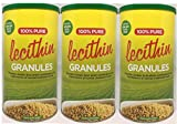 Optima Lecithin Granules 500g - Pack of 3