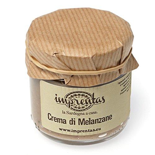 IMPRENTAS Aubergine Crème