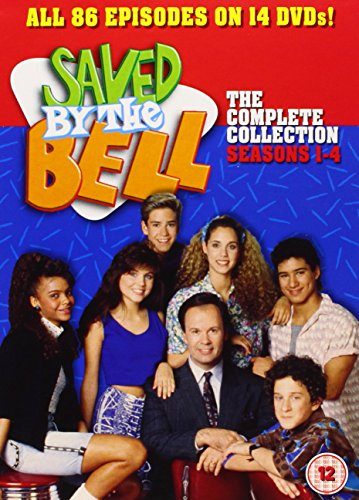 Saved by the Bell - The Complete Series [DVD] [UK Import]