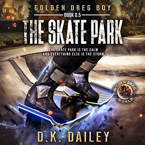 The Skate Park  By  cover art