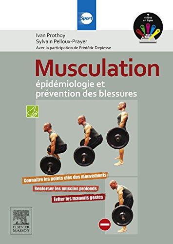 Musculation : épidémiologie et prévention des blessures (MA.MED.MANU/SPO)