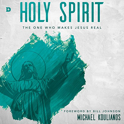 Holy Spirit audiobook cover art