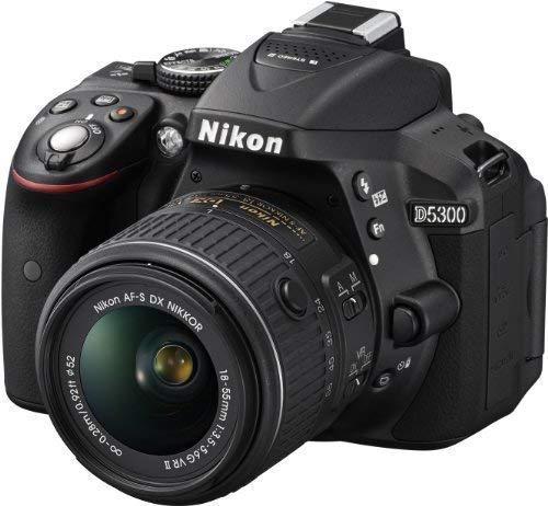 Nikon D5300 - Fotocamera Reflex Digitale +