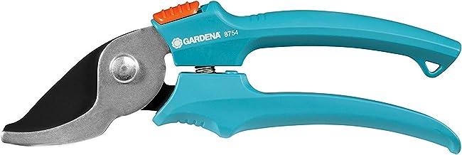 Gardena Classic 8754-30 Tuinschaar met bypass-snijder voor bloemen en takken tot 18 mm diameter, met sapgoot en draadsnijd...