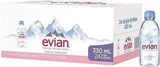 Evian 净水 330 ml, 24 Count
