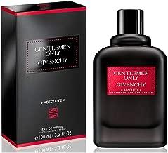 Givenchy Gentlemen Only Absolute Eau de Parfum, 3.3 Fl Oz