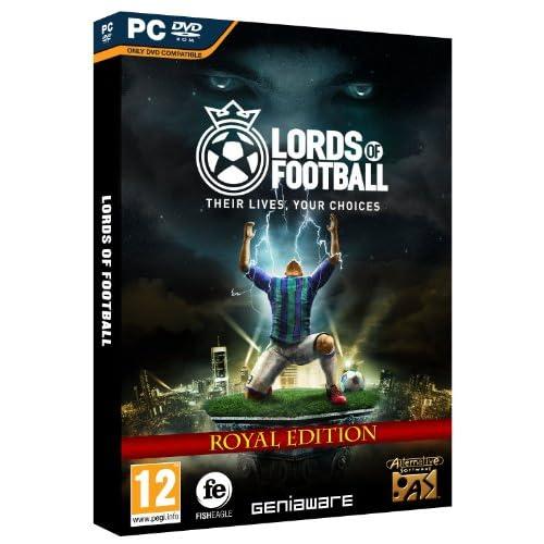 The Lords of Football - Royal Edition (PC CD) - [Edizione: Regno Unito]