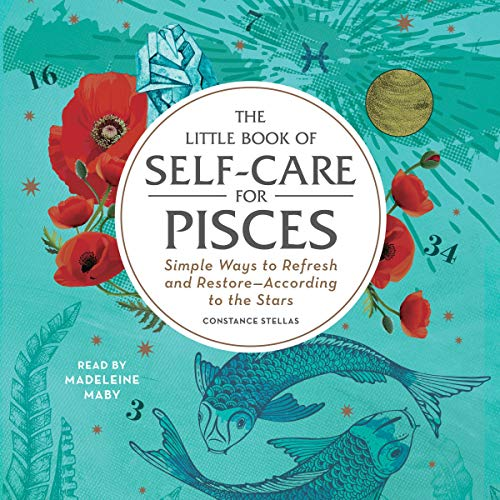 The Little Book of Self-Care for Pisces cover art
