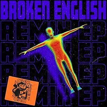Broken English: Remix EP
