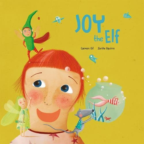 Joy the Elf (INGLES)