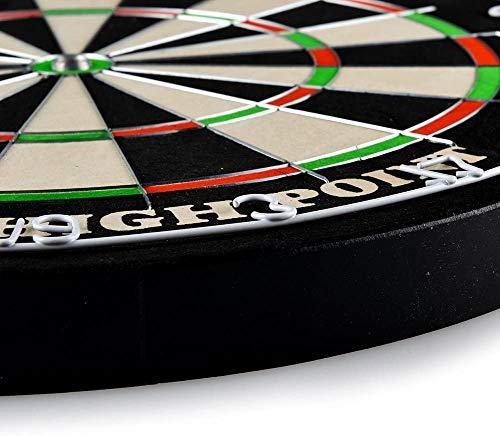 WIN.MAX Bristle Steel Dartboard - 7