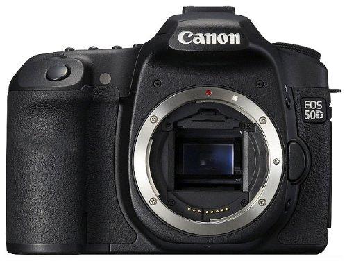 Canon EOS 50D Body Corpo della fotocamera SLR 15.1MP CMOS Nero