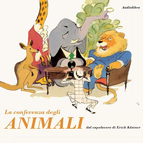 La conferenza degli animali copertina