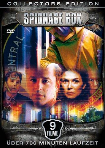 Spionage Box Folienbox 9 Filme [Collector's Edition] [3 DVDs]