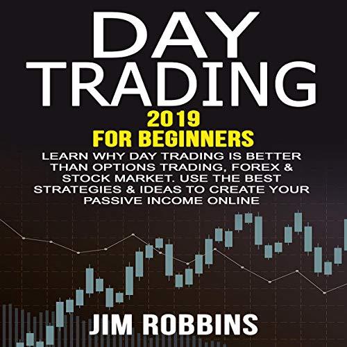 Day Trading 2019 for Beginners Titelbild