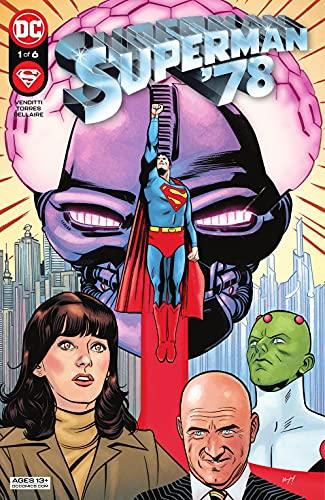 Superman '78 (2021-) #1 (English Edition)