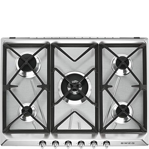 SMEG; Plaque de cuisson à gaz (SR975XGH)