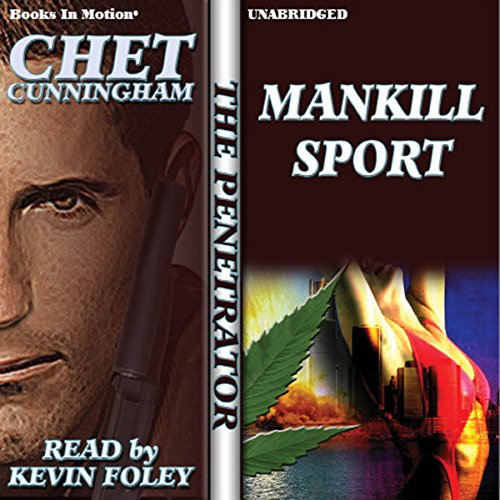 Mankill Sport audiobook cover art