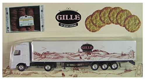 Gille Nr. - for Good Cookies, schwedische Kekse - Volvo - Sattelzug