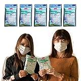 マスク 50枚入り 使い捨て 10枚入り×5セット 不織布 10個包装