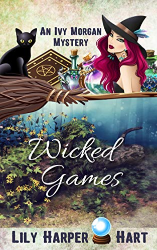Wicked Games (An Ivy Morgan Mystery Book 17) by [Lily Harper Hart]