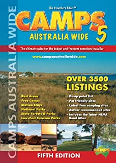 Camps Australia Wide: The Ultimate Guide for the Budget Conscious and Freedom Traveller - HEMA.A.13