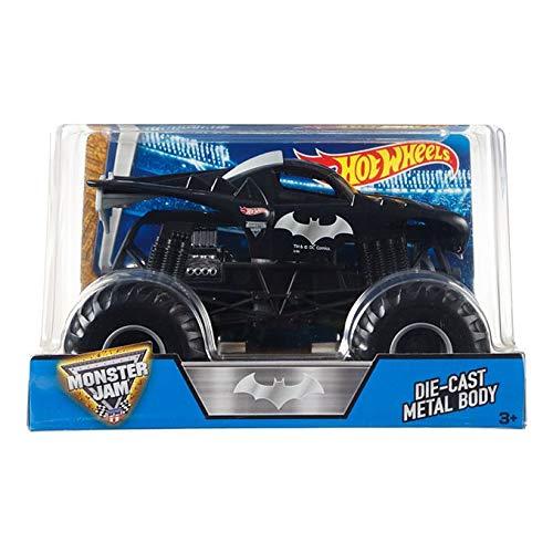 Hot Wheels CBY61 - Off-Road Monster Jam BGH29-0718 Batman 1:24