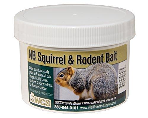 Wildlife Control Supplies WCS NB Squirrel & Rodent Paste Bait