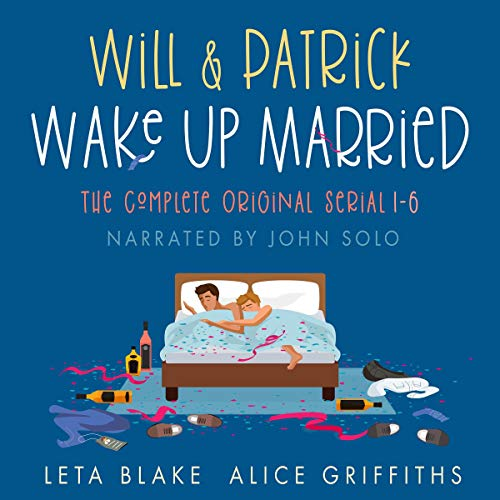 Will & Patrick Wake Up Married  By  cover art