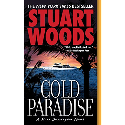 Cold Paradise audiobook cover art