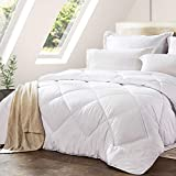 Mixbeauty Double Duvet for All Season Fibre Filled Duvet Microfiber Quilt Comforter with Corner Tabs Year Round Qulit 10.5 Tog Queen King Size ?