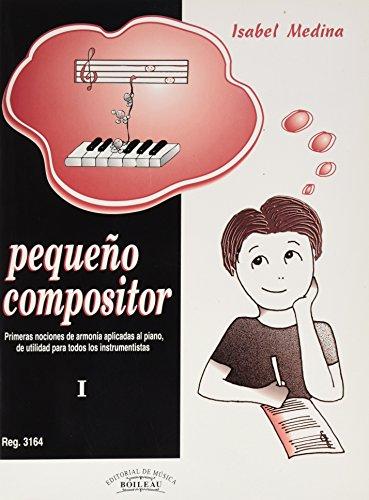 Pequeño Compositor I: Armonía aplicada al piano
