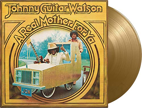 Watson,Johnny-Guitar-: A Real Mother for Ya [Vinyl LP] (Vinyl (Limited Edition))