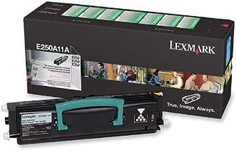Lexmark Black Toner Cartridge - Laser - 3500 Page - Black