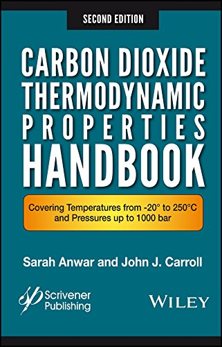 Carbon Dioxide Thermodynamic Properties Handbook: Covering Temperatures from -20? to 250?c and Pressures Up to 1000 Bar