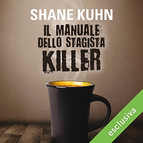 Il manuale dello stagista killer audiobook cover art