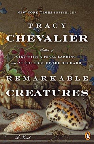 『Remarkable Creatures』のカバーアート