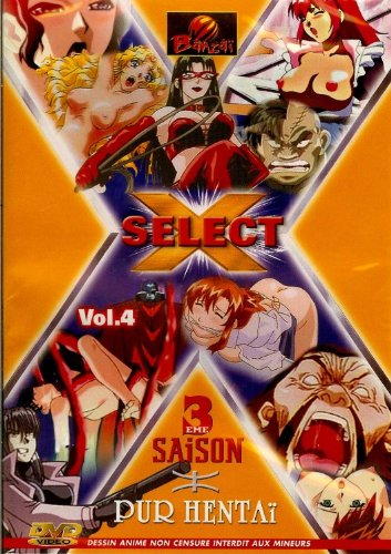 SELECT VOL.4 - SAISON 3 - DVD X MANGA - Version française