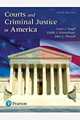 Courts and Criminal Justice in America Paperback