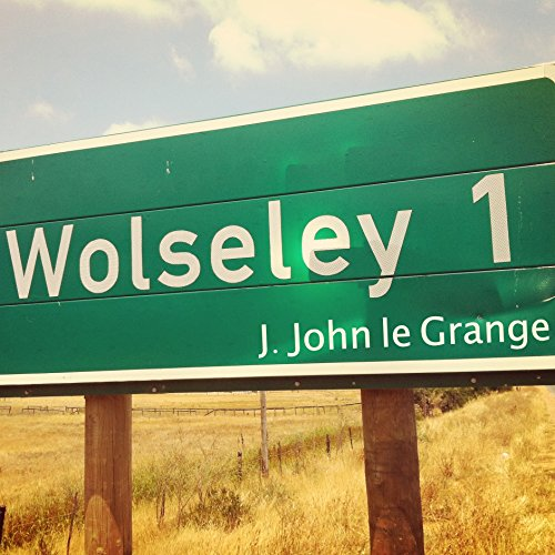 Wolseley audiobook cover art