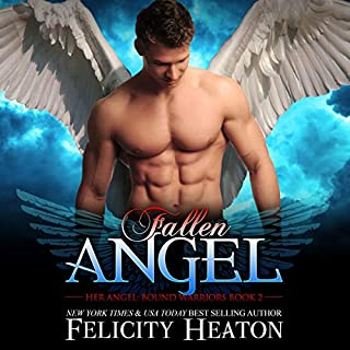 Fallen Angel      Her Angel: Bound Warriors, Book 2              By:                                                                                                                                 Felicity Heaton                               Narrated by:                                                                                                                                 Eric G. Dove                      Length: 4 hrs and 5 mins     Not rated yet     Overall 0.0