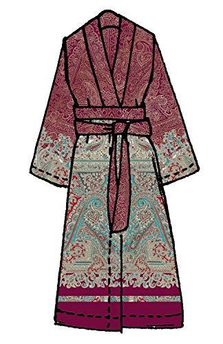 Bassetti Kimono mahena   V5–L–XL